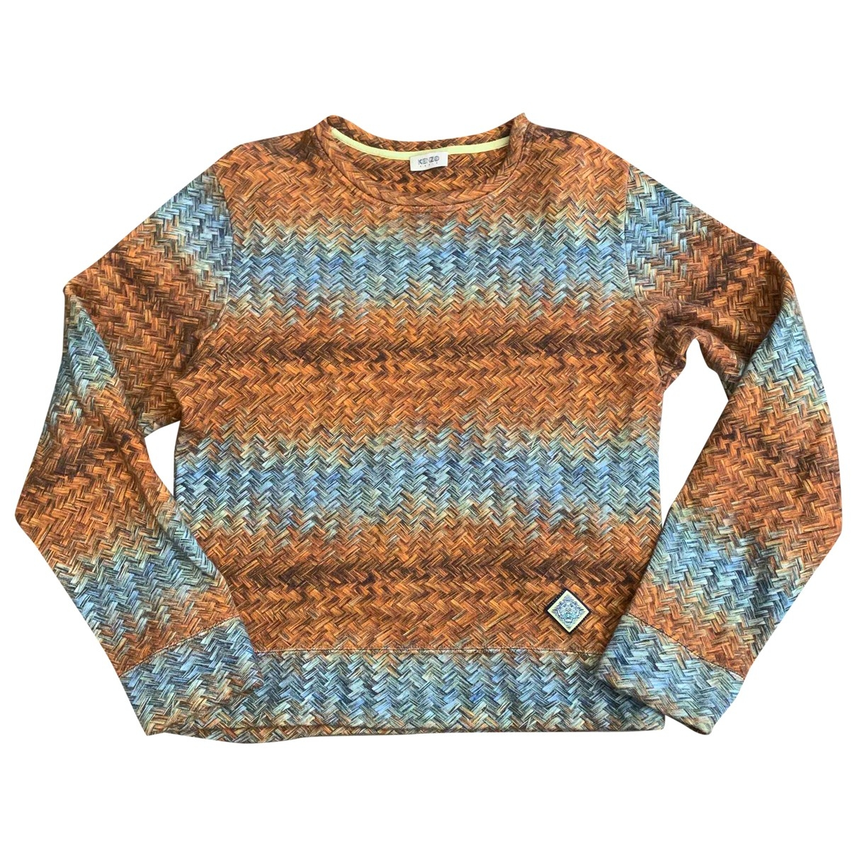 Kenzo \N Pullover in  Bunt Baumwolle