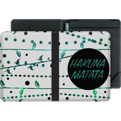 tolino vision 2 eBook Reader Huelle - Hakuna Matata von Statements