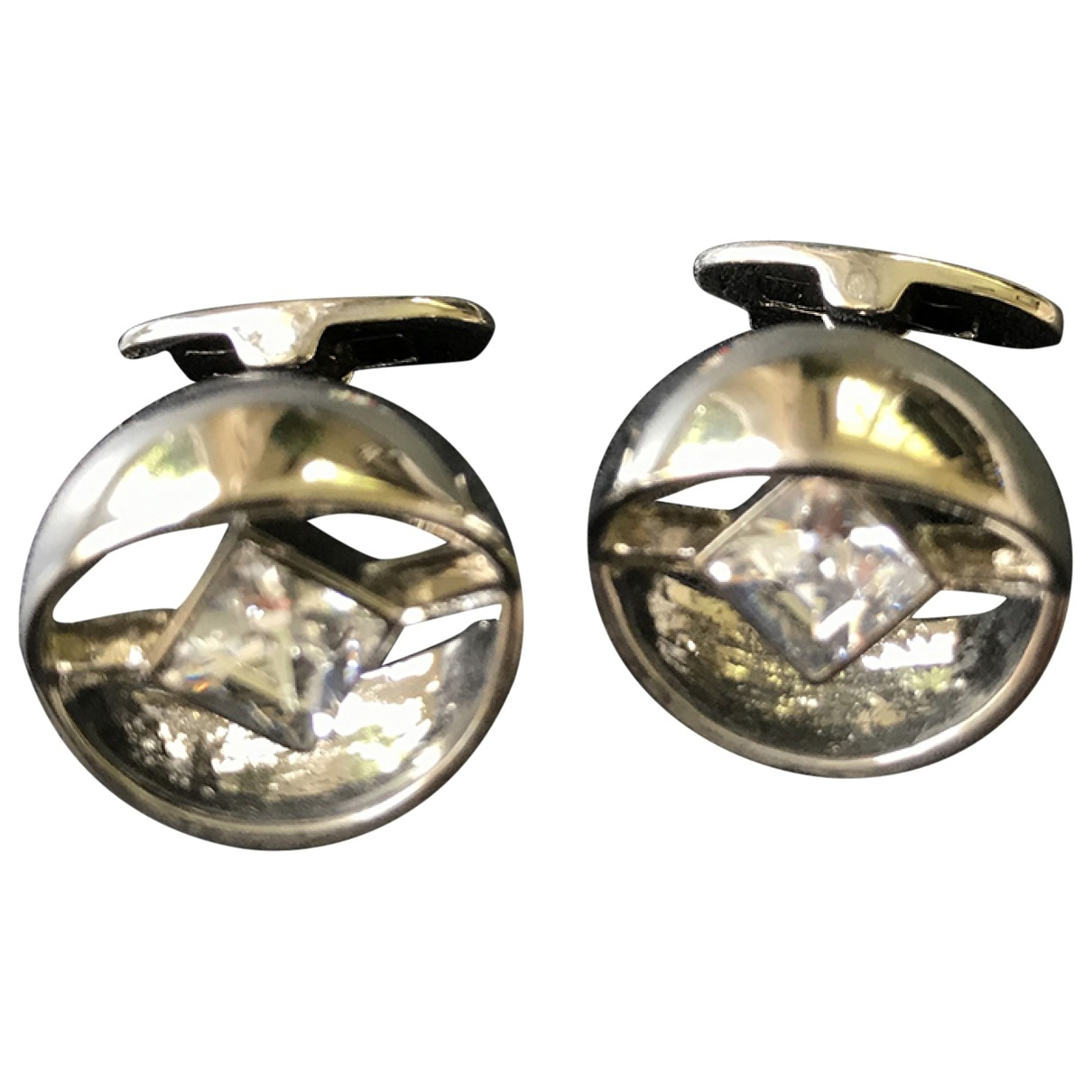 Paul Smith \N Manschettenknopfe in  Silber Metall