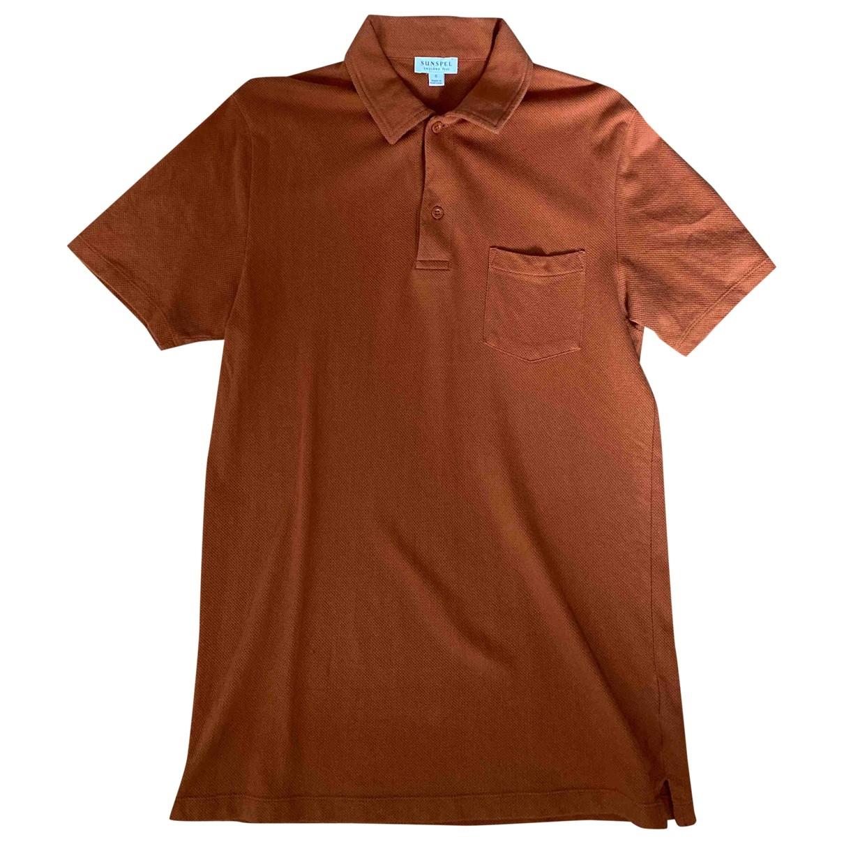Sunspel \N Poloshirts in Baumwolle
