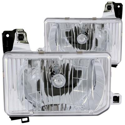 Anzo Crystal Headlight Set - ANZ111050