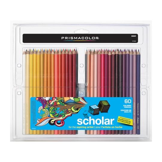 Prismacolor Scholar Colored Pencil Set, 60 Color Set | Michaels®