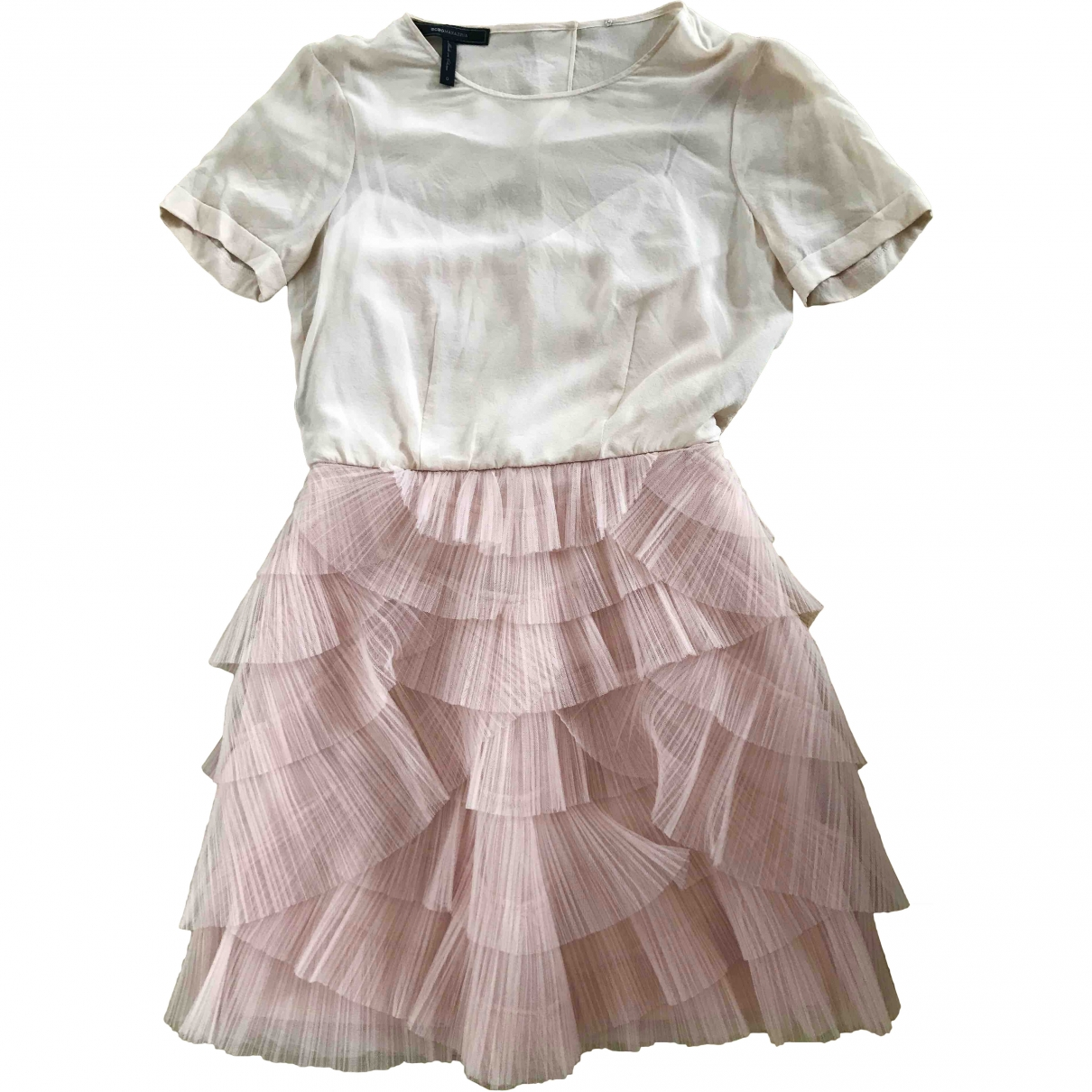 Bcbg Max Azria \N Pink dress for Women 6 UK