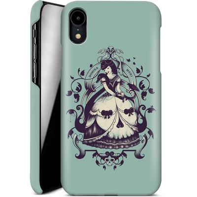 Apple iPhone XR Smartphone Huelle - Mrs Death von Enkel Dika
