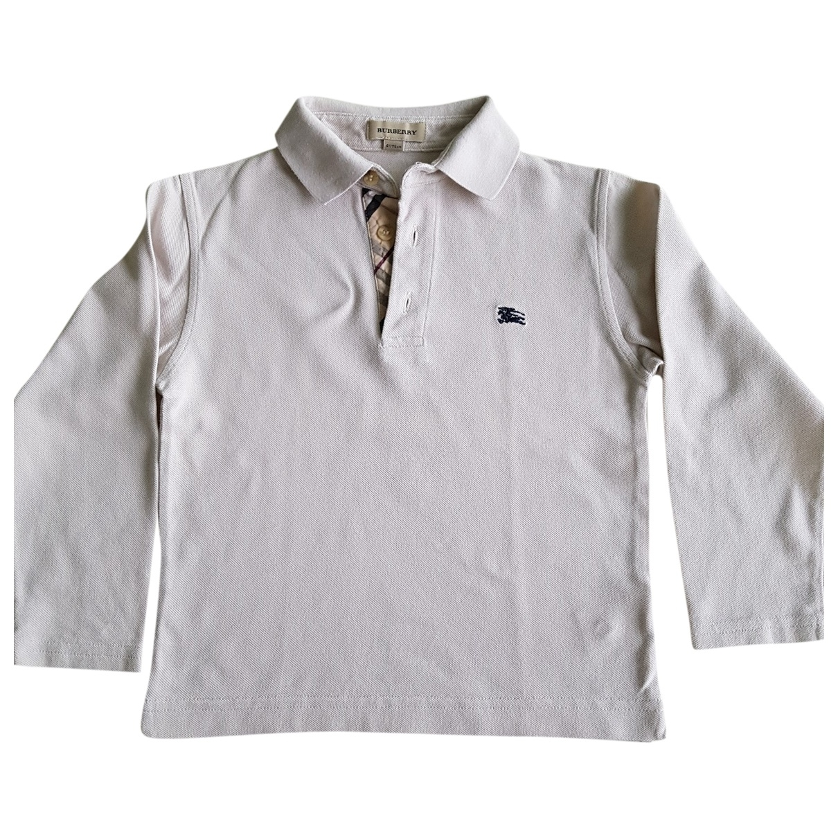Burberry \N Beige Cotton  top for Kids 6 years - up to 114cm FR