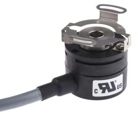 Kubler Incremental Encoder  8.3720.5621.1024 1024 ppr 6000rpm Hollow 5 → 30 V dc