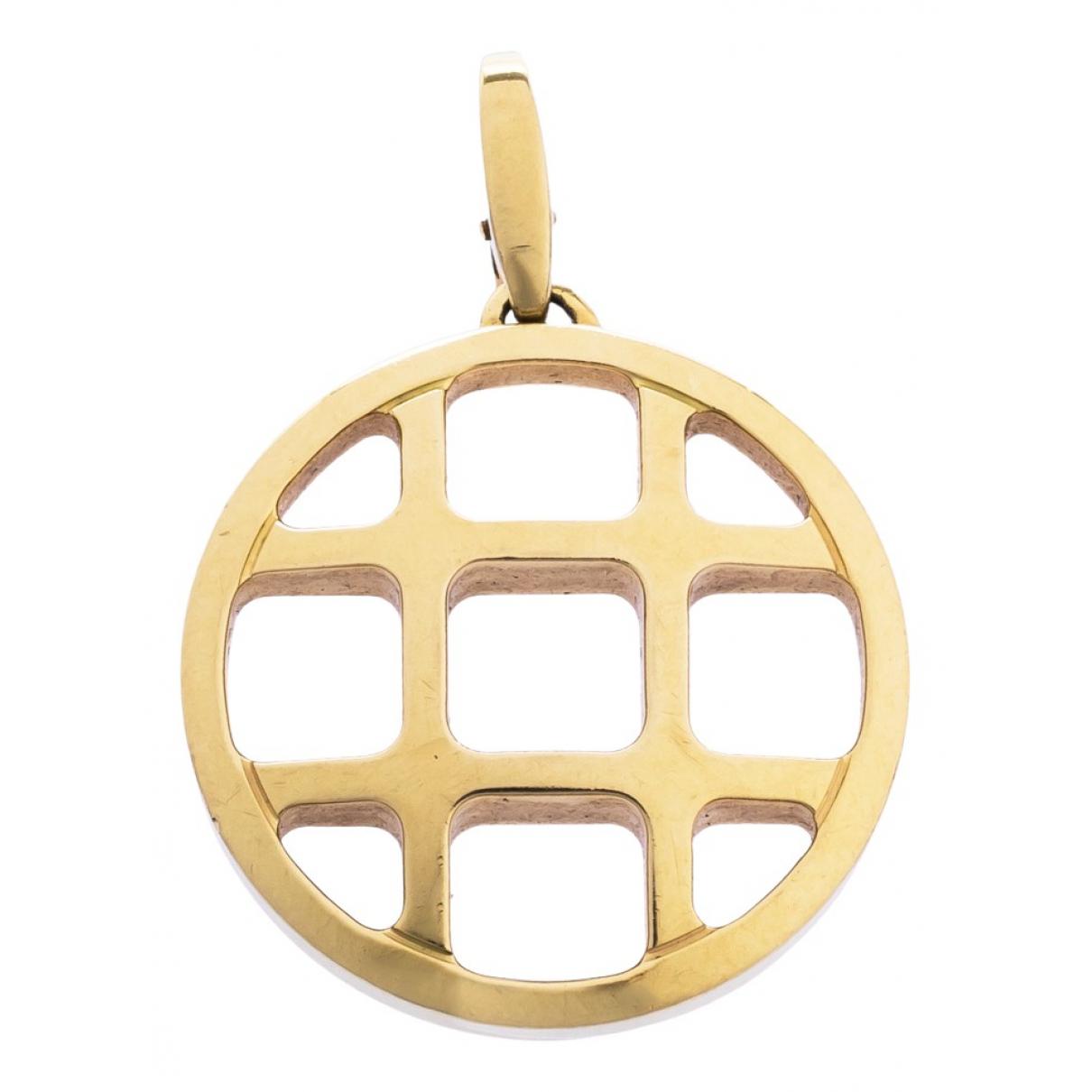 Cartier - Pendentif Pasha pour femme en or jaune - dore