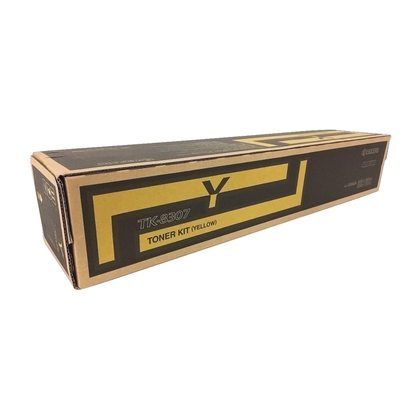 Kyocera TK-8307Y 1T02LKAUS0 Original Yellow Toner Cartridge