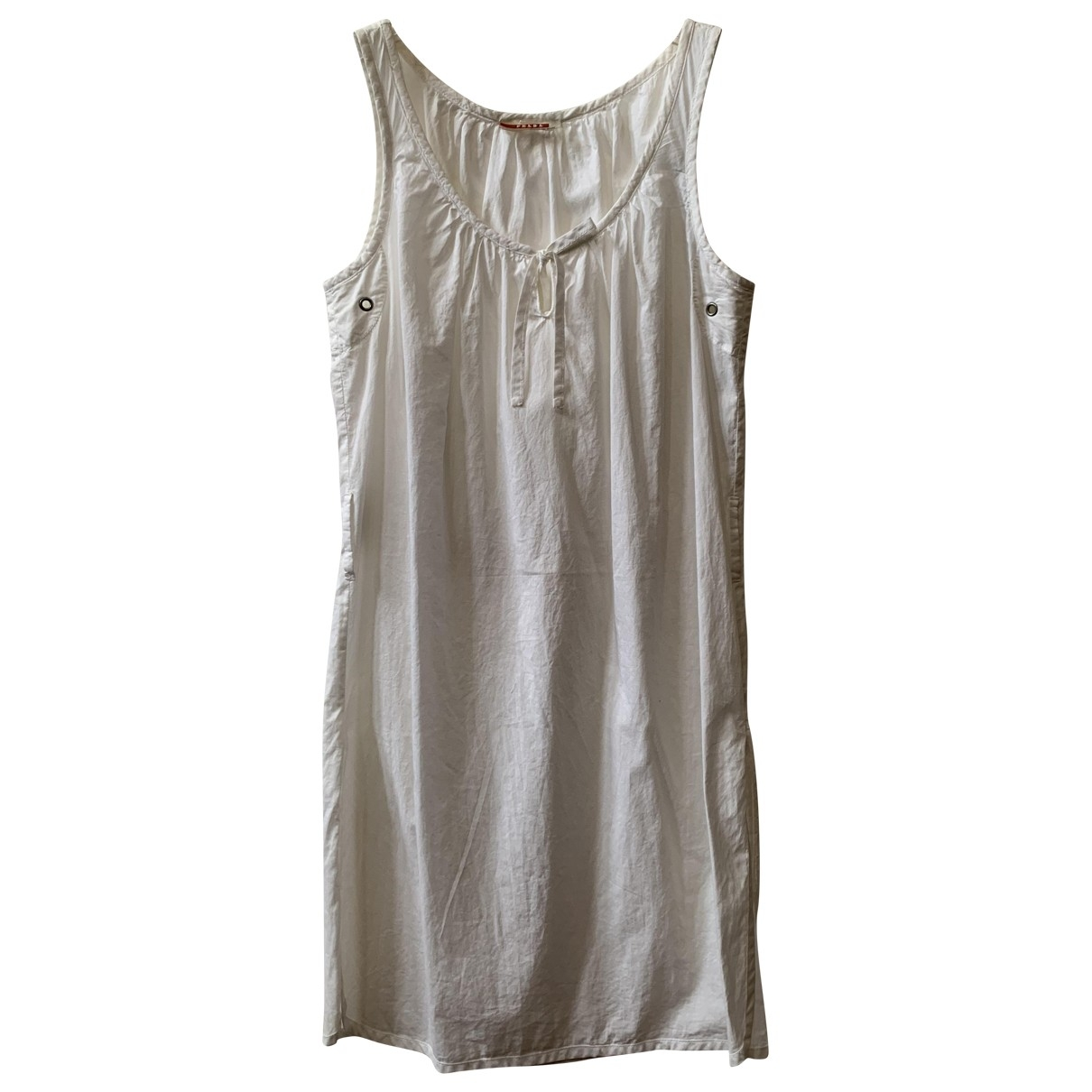 Prada \N White dress for Women S International