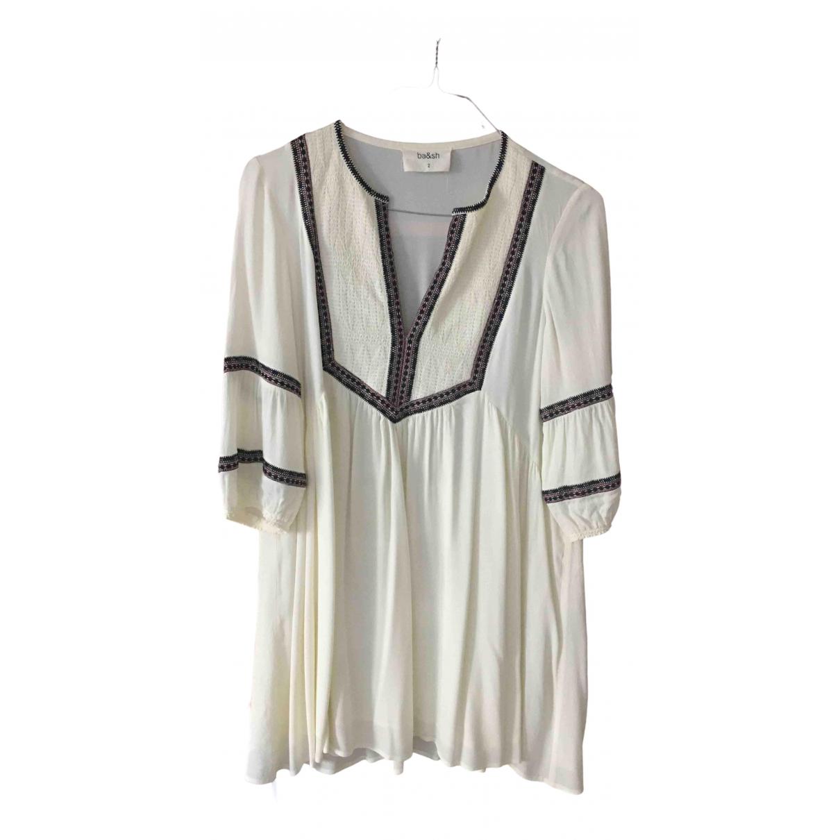 Ba&sh - Robe   pour femme - ecru