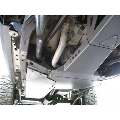 Hauk Offroad Complete Skid Plate System - ARM-6511-2DPC