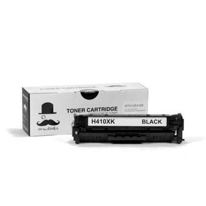 Compatible HP LaserJet Pro 300 Color MFP M375nw Toner HP 305X CE410X Black High Yield