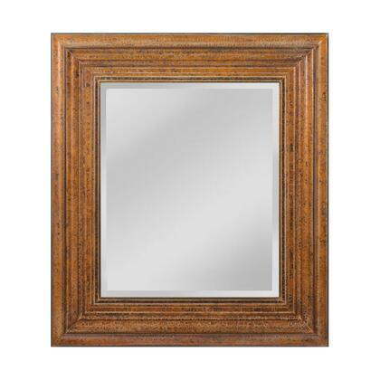 MW4074A-0039 Barnett Mirror in Crackled Bronze
