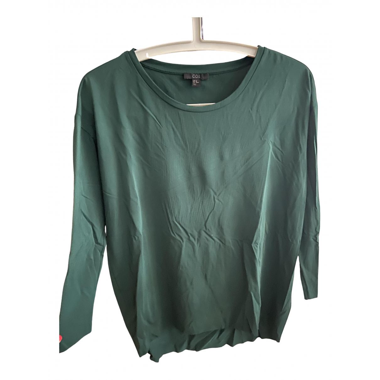 Cos - Top   pour femme - vert