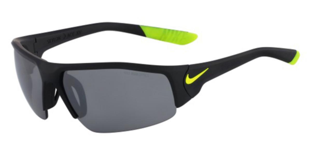 Nike SKYLON ACE XV EV0857 007 Men's Sunglasses Black Size 75