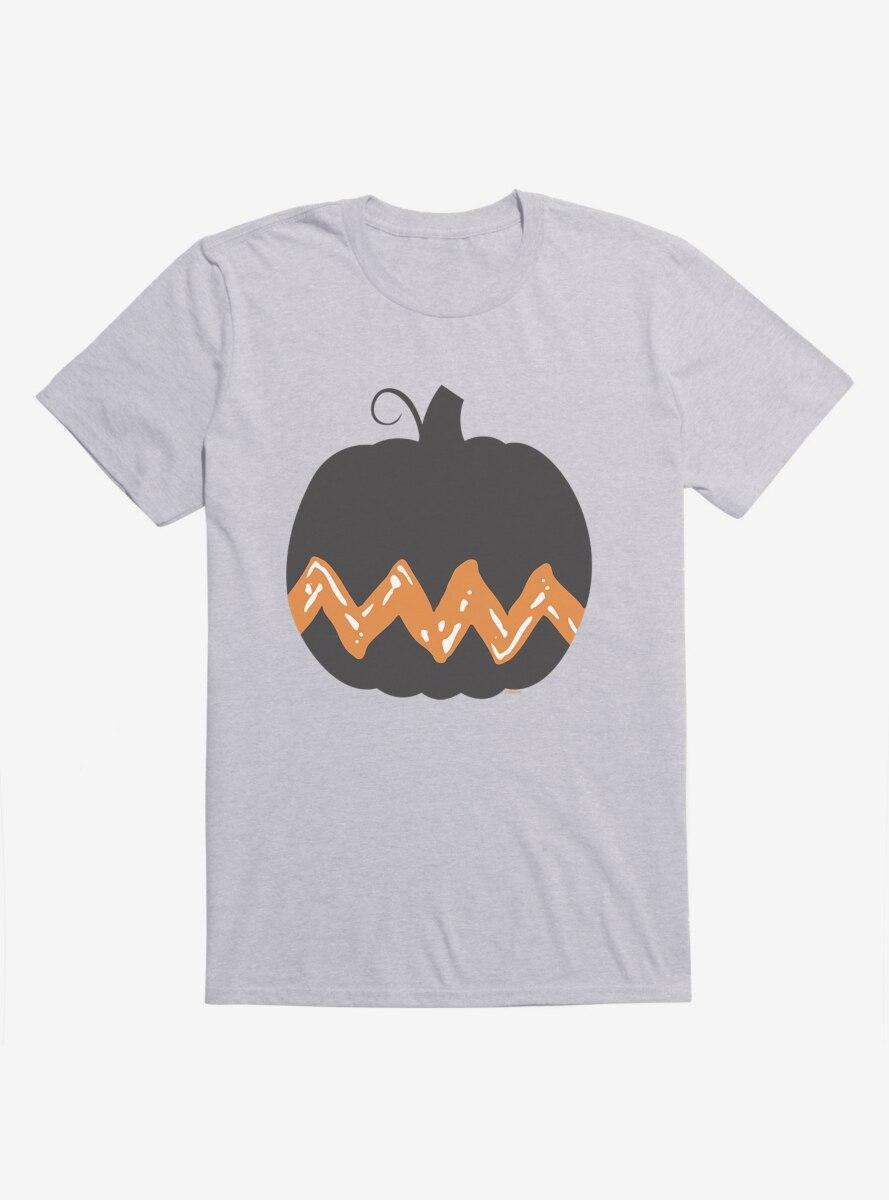 Peanuts Halloween Charlie Brown Pumpkin T-Shirt