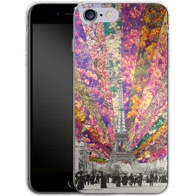 Apple iPhone 6 Plus Silikon Handyhuelle - Vintage Paris von Bianca Green