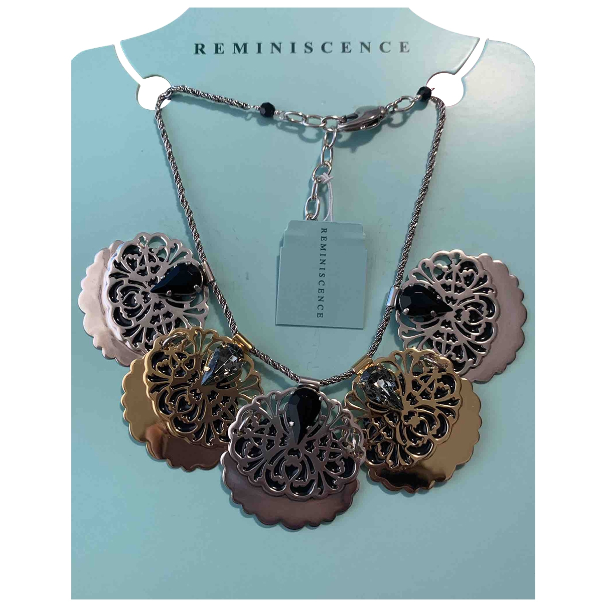 Reminiscence \N Kette in Metall