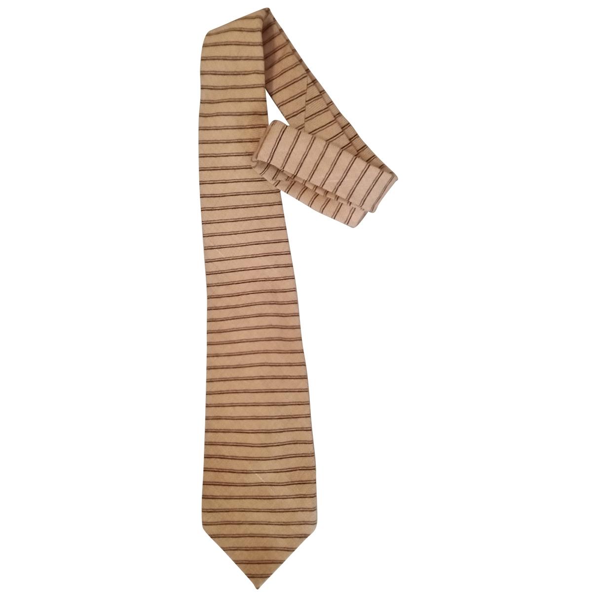 Versace - Cravates   pour homme en laine