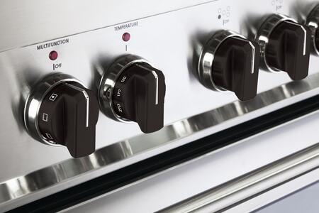 VEKNDGGSBLK Black Color Knob Set for Designer Gas