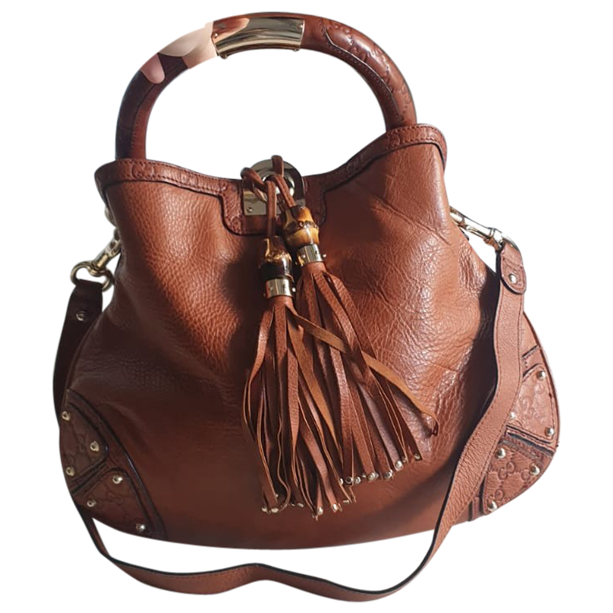 Gucci Indy Multicolour Leather handbag for Women \N
