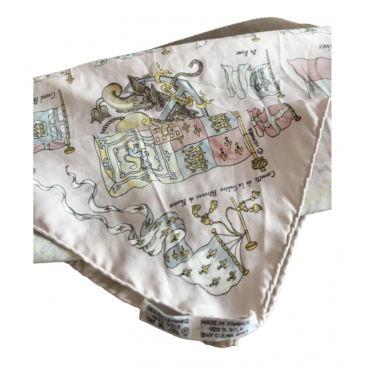 Hermes - Foulard Gavroche 45 pour femme en soie - multicolore