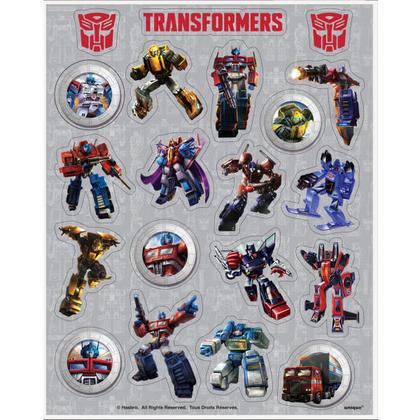 Transformers 4 Sticker Sheets/Favors Pour la fête d'anniversaire