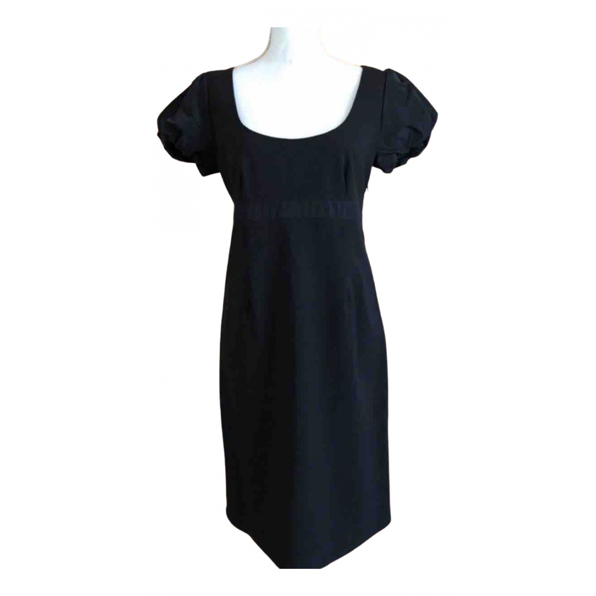 Moschino Love \N Kleid in  Schwarz Polyester