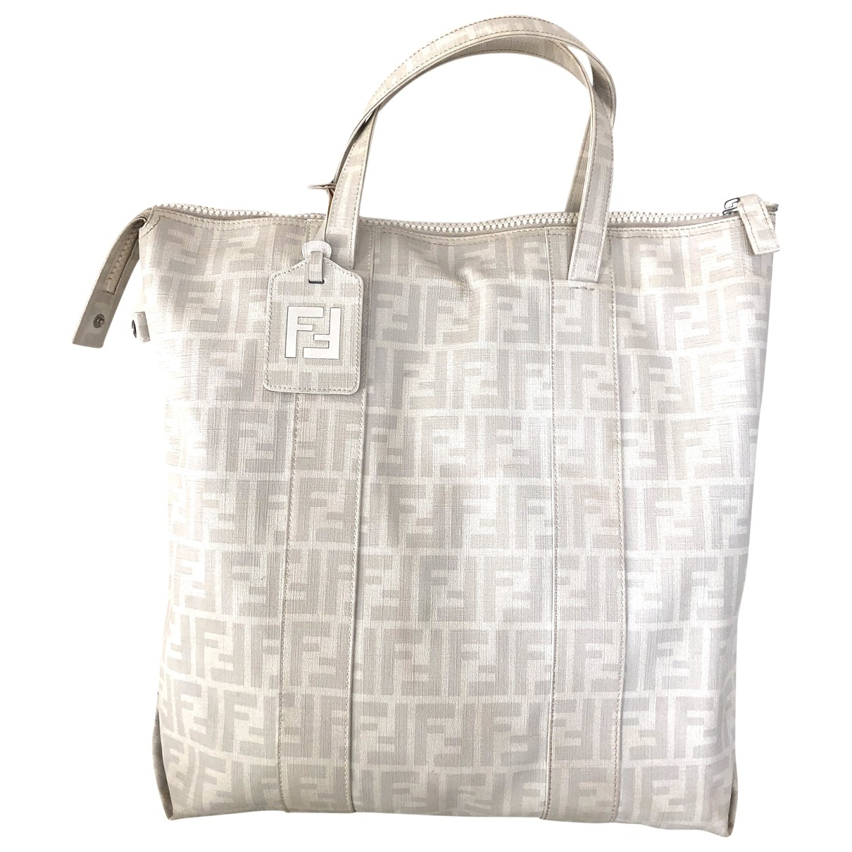 Fendi \N White Cloth handbag for Women \N