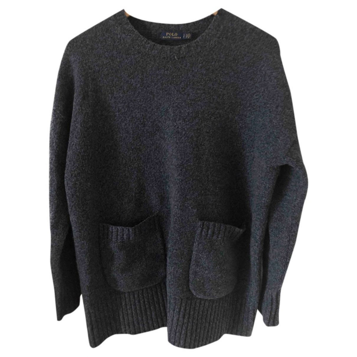 Polo Ralph Lauren \N Blue Wool Knitwear for Women S International