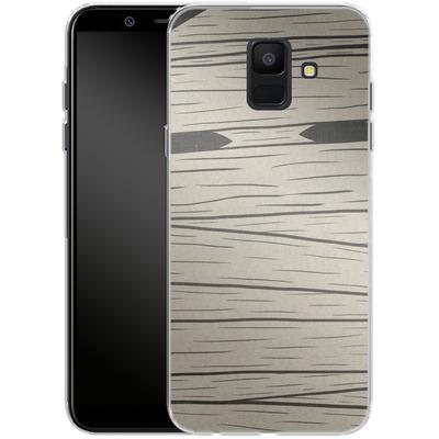 Samsung Galaxy A6 Silikon Handyhuelle - MUMMY von caseable Designs