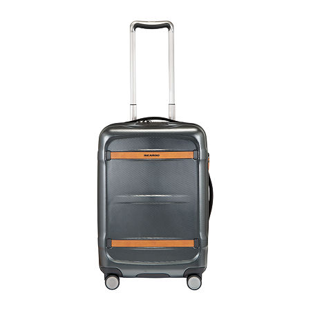 Ricardo Beverly Hills Montecito 21 Inch Hardside Carry-on Luggage, One Size , Gray