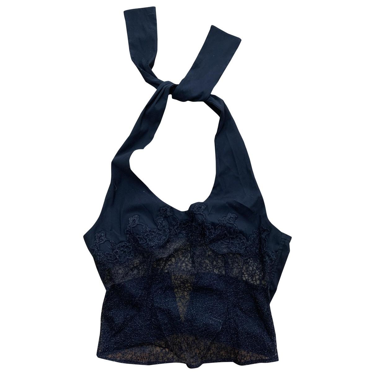La Perla \N Top in  Schwarz Polyester