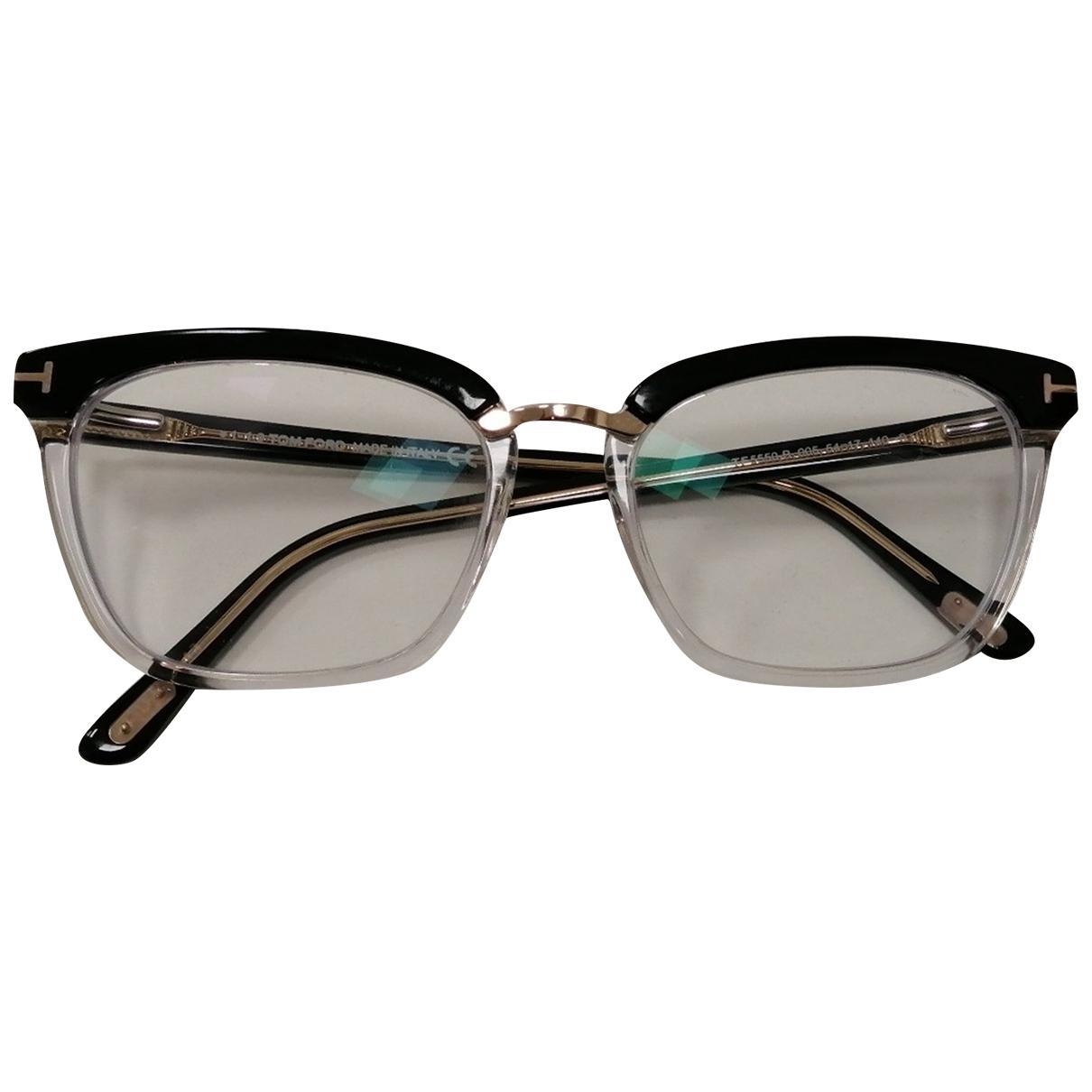 Tom Ford \N Sonnenbrillen in  Bunt Kunststoff