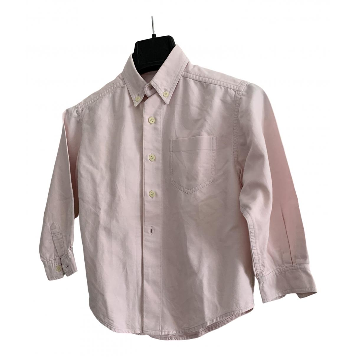 Cacharel - Top   pour enfant en coton - rose