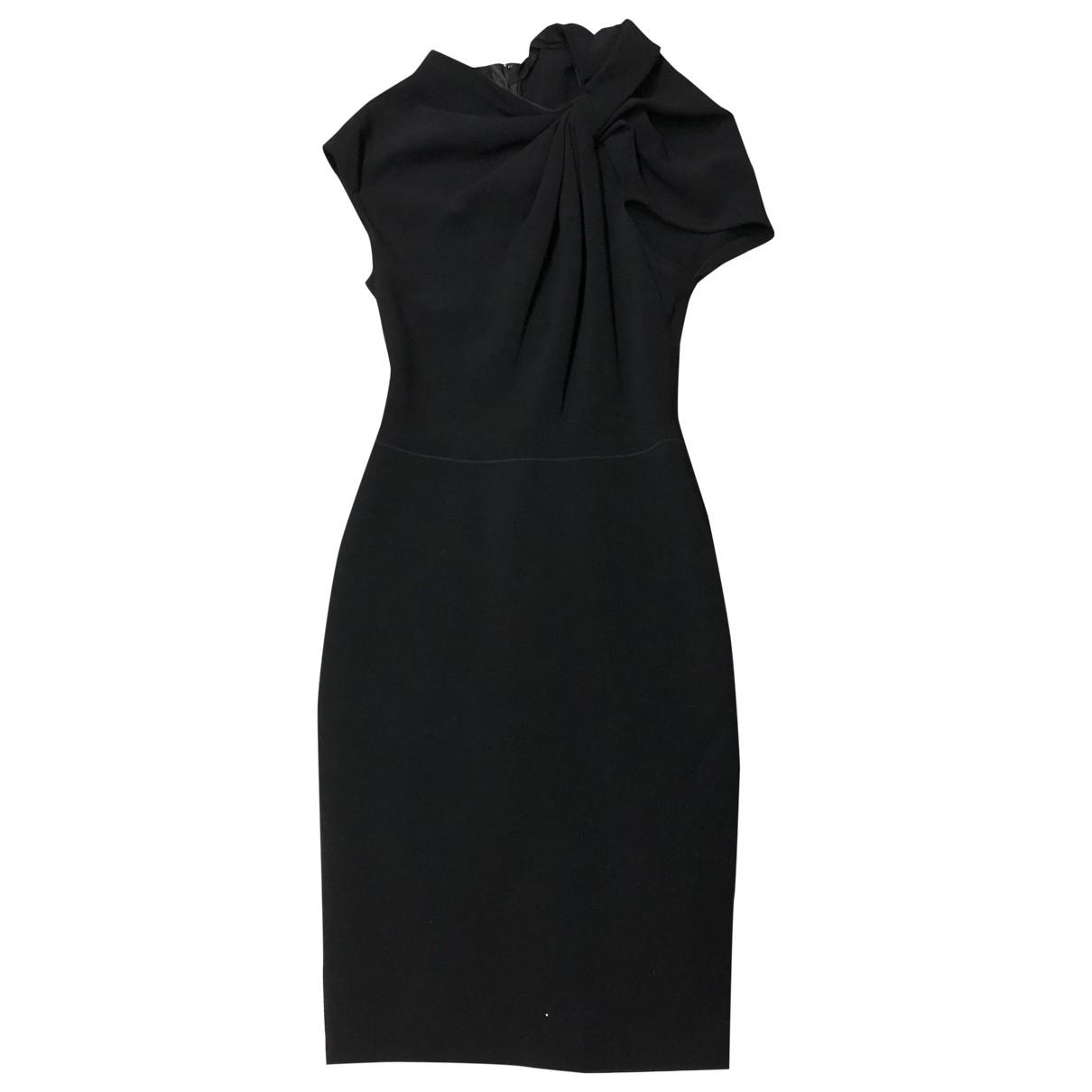 Lanvin - Robe   pour femme - noir