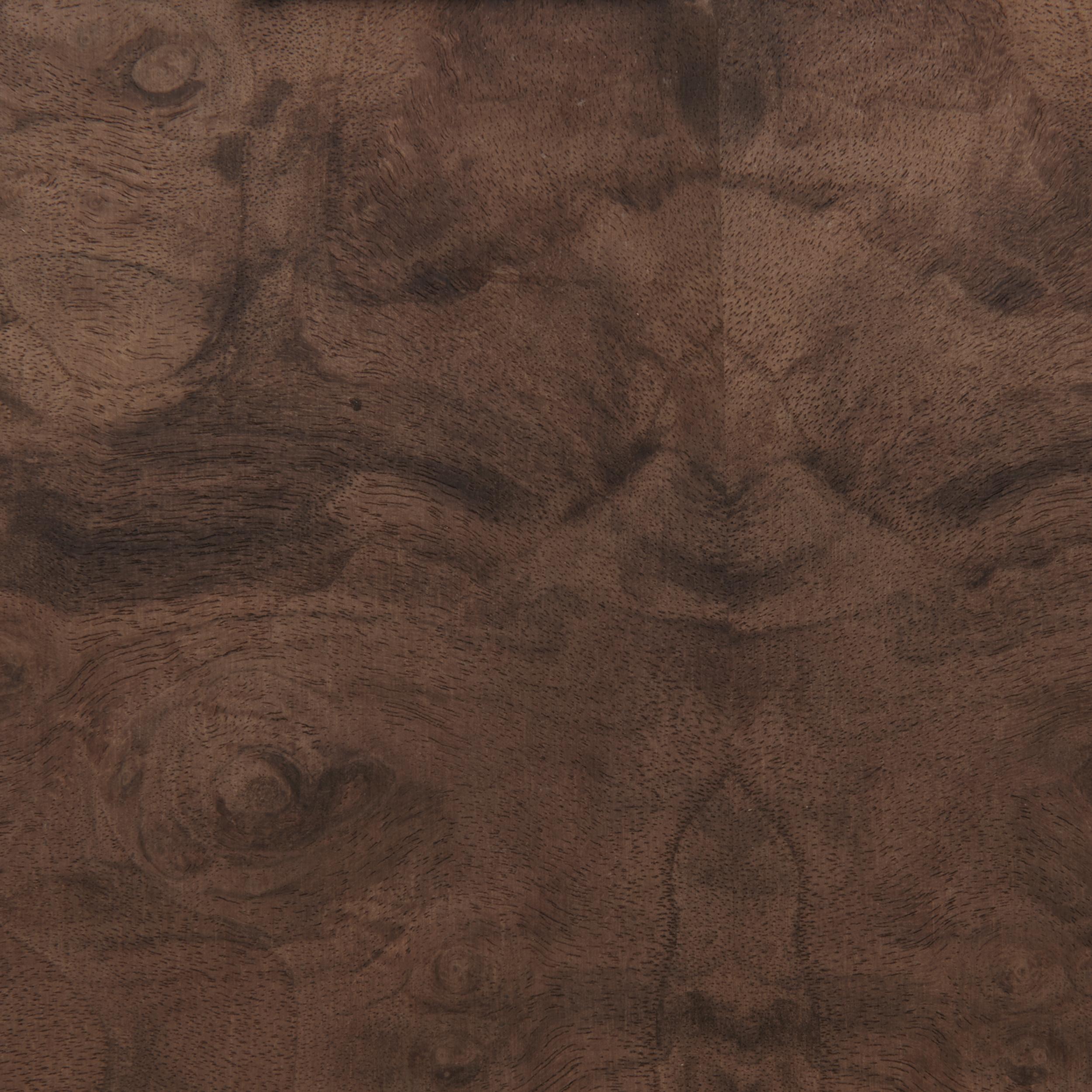Walnut Burl 4' x 8' Veneer Sheet, 3M PSA Backed