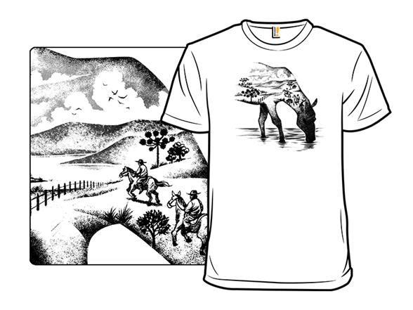 Wild Horse T Shirt