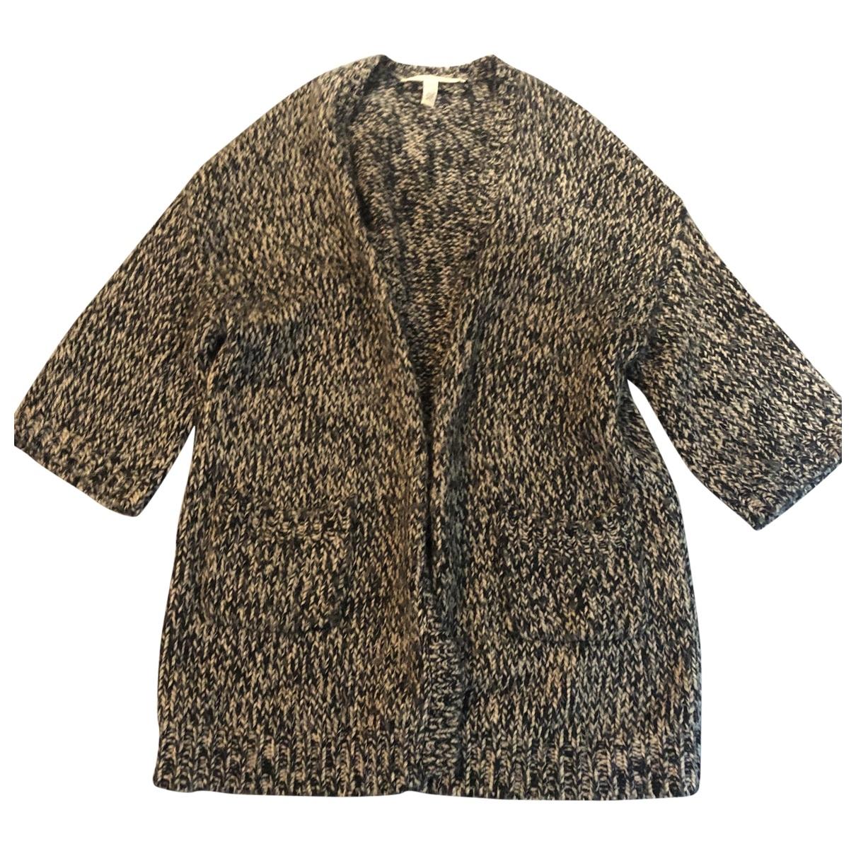 Diane Von Furstenberg - Pull   pour femme en laine - multicolore