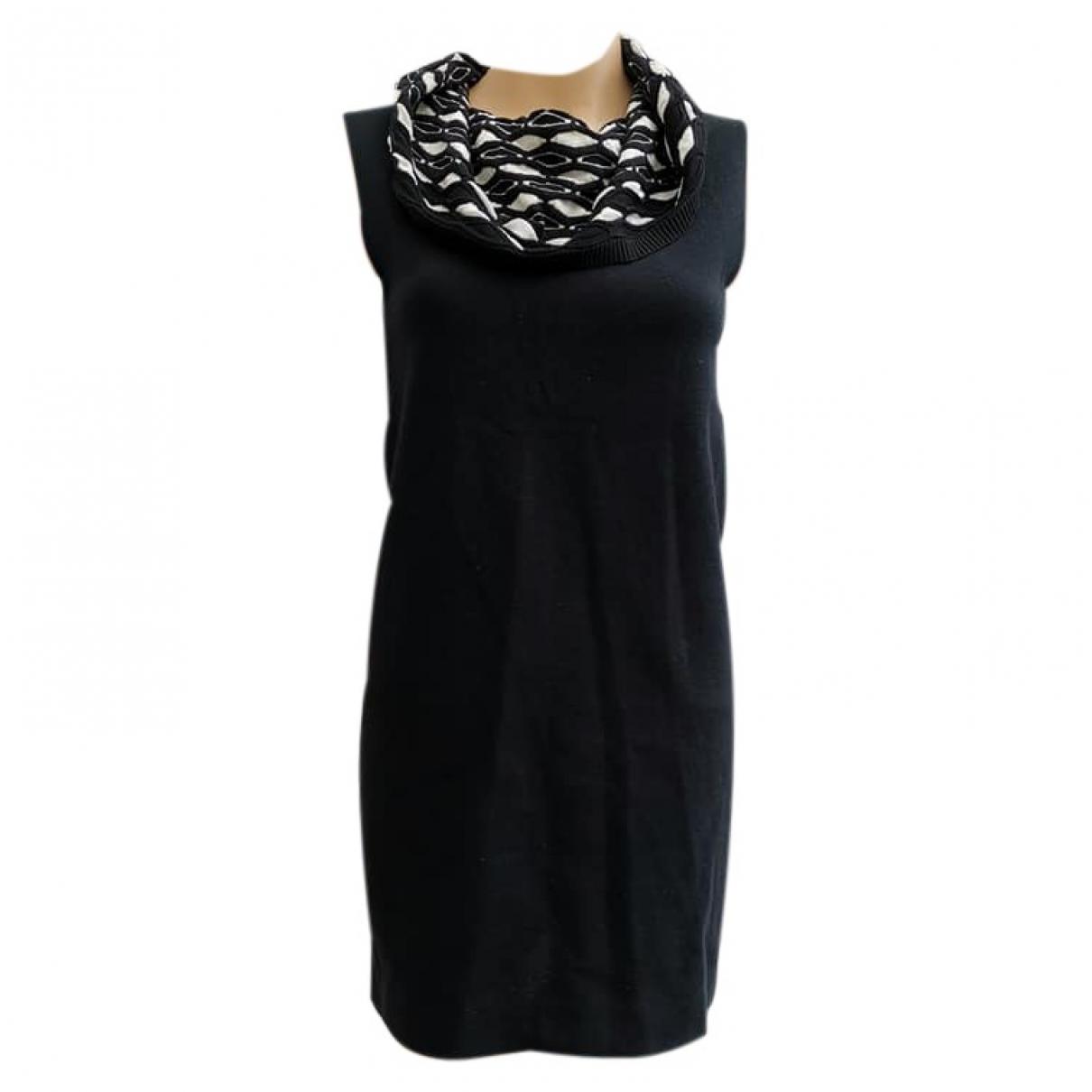 M Missoni \N Kleid in  Schwarz Wolle