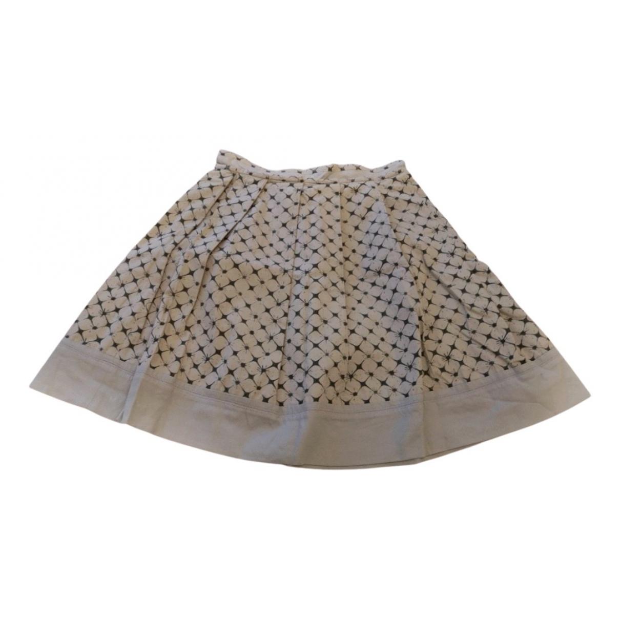 Chloé N Grey Cotton skirt for Kids 12 years - XS FR