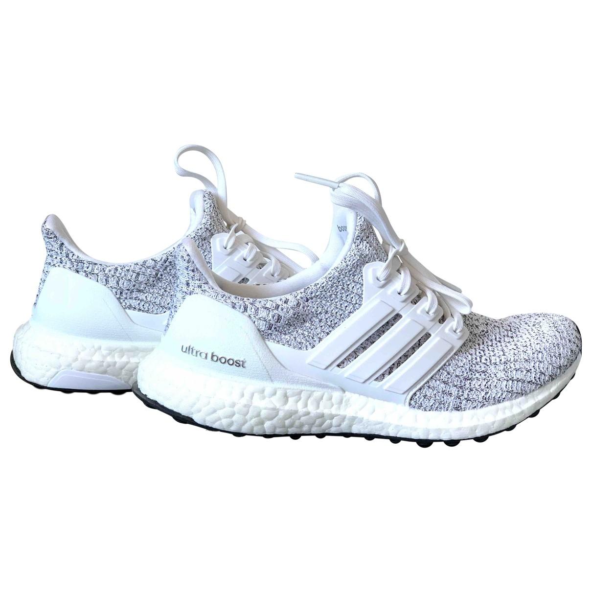 Adidas - Baskets Ultraboost pour femme - blanc