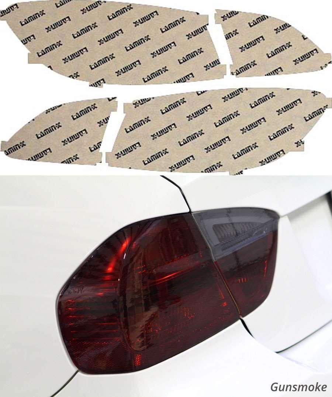 Mazda 3 Sedan 10-11 Gunsmoke Tail Light Covers Lamin-X M218G