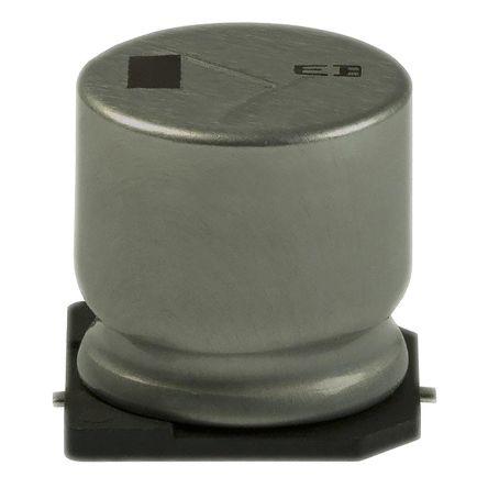 Panasonic 10μF Electrolytic Capacitor 250V dc, Surface Mount - EEVEB2E100Q (5)