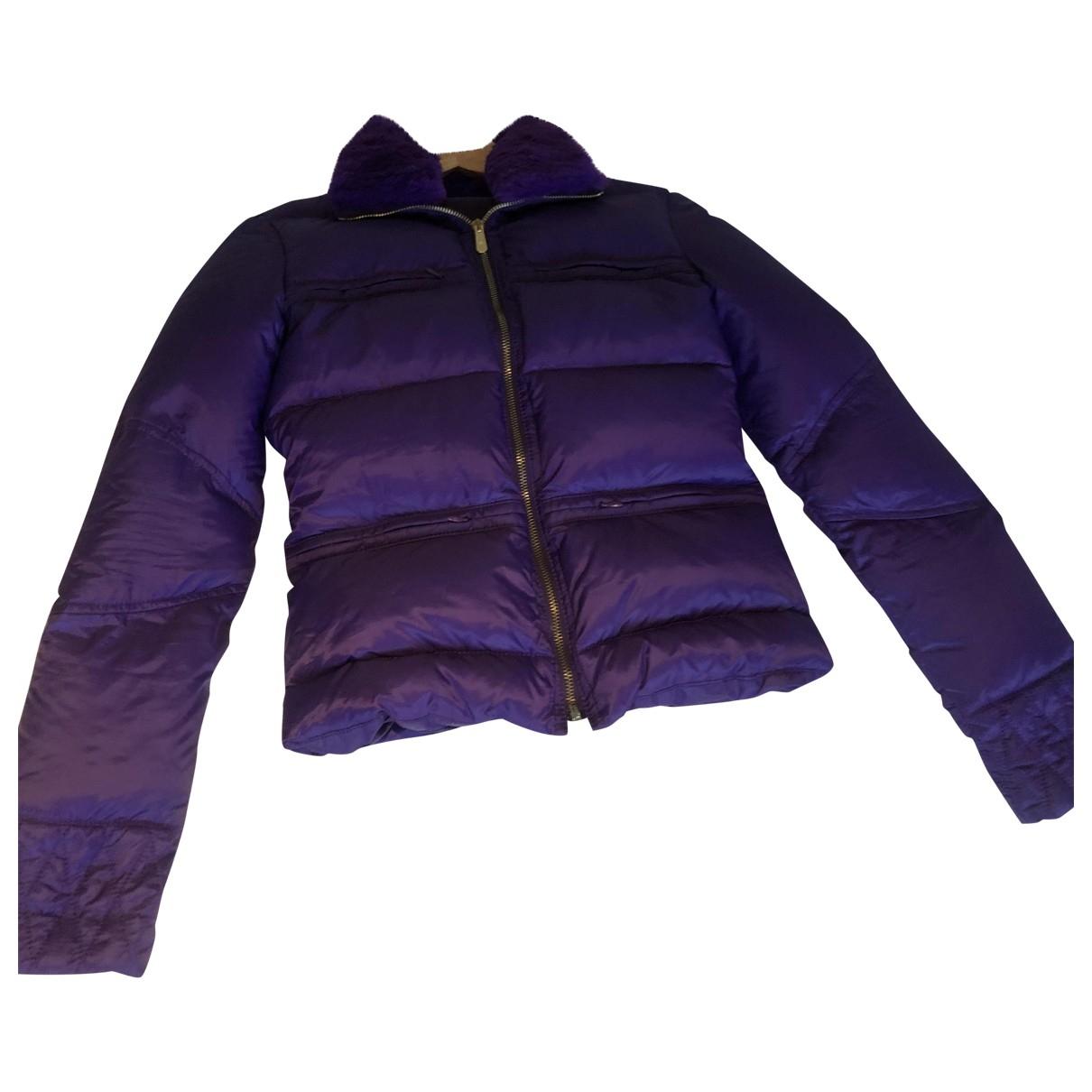 Versace Jean - Veste   pour femme - violet