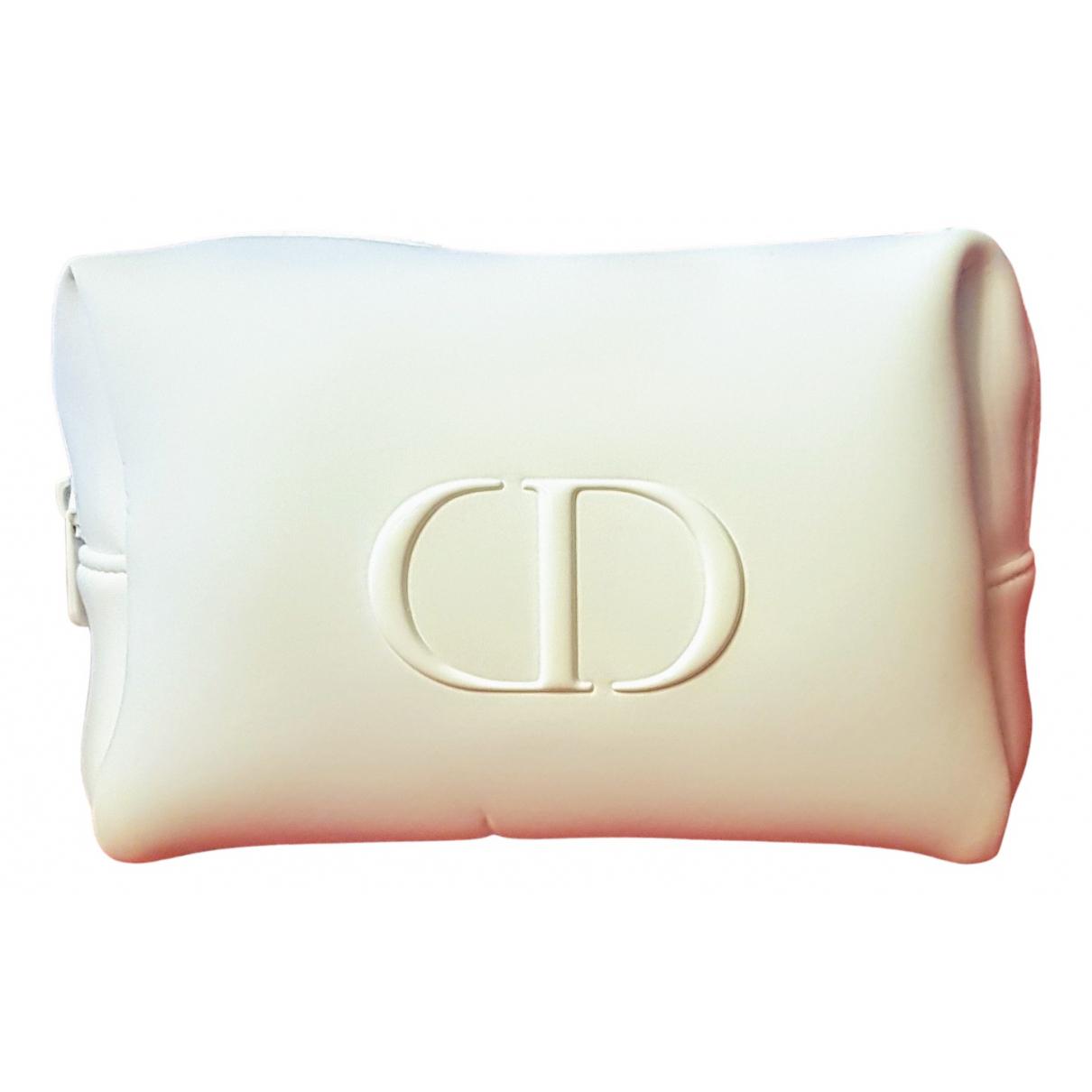 Dior \N White Travel bag for Women \N