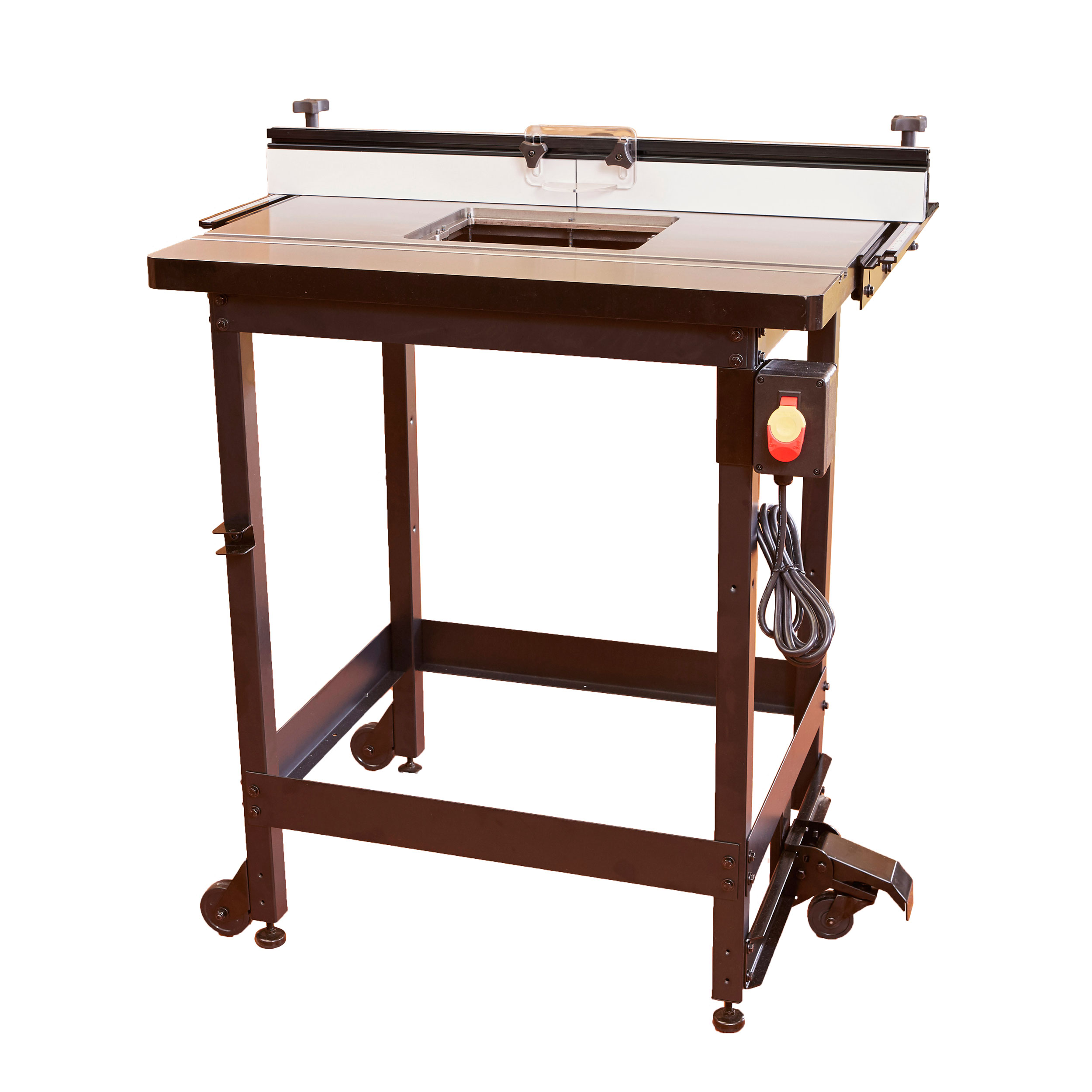 Cast Iron Top Router Table Kit