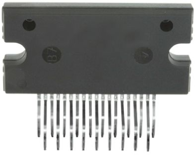 ON Semiconductor STK672-442BN-E, Stepper Motor Driver IC, 50 V 3.5A 19-Pin, SIP