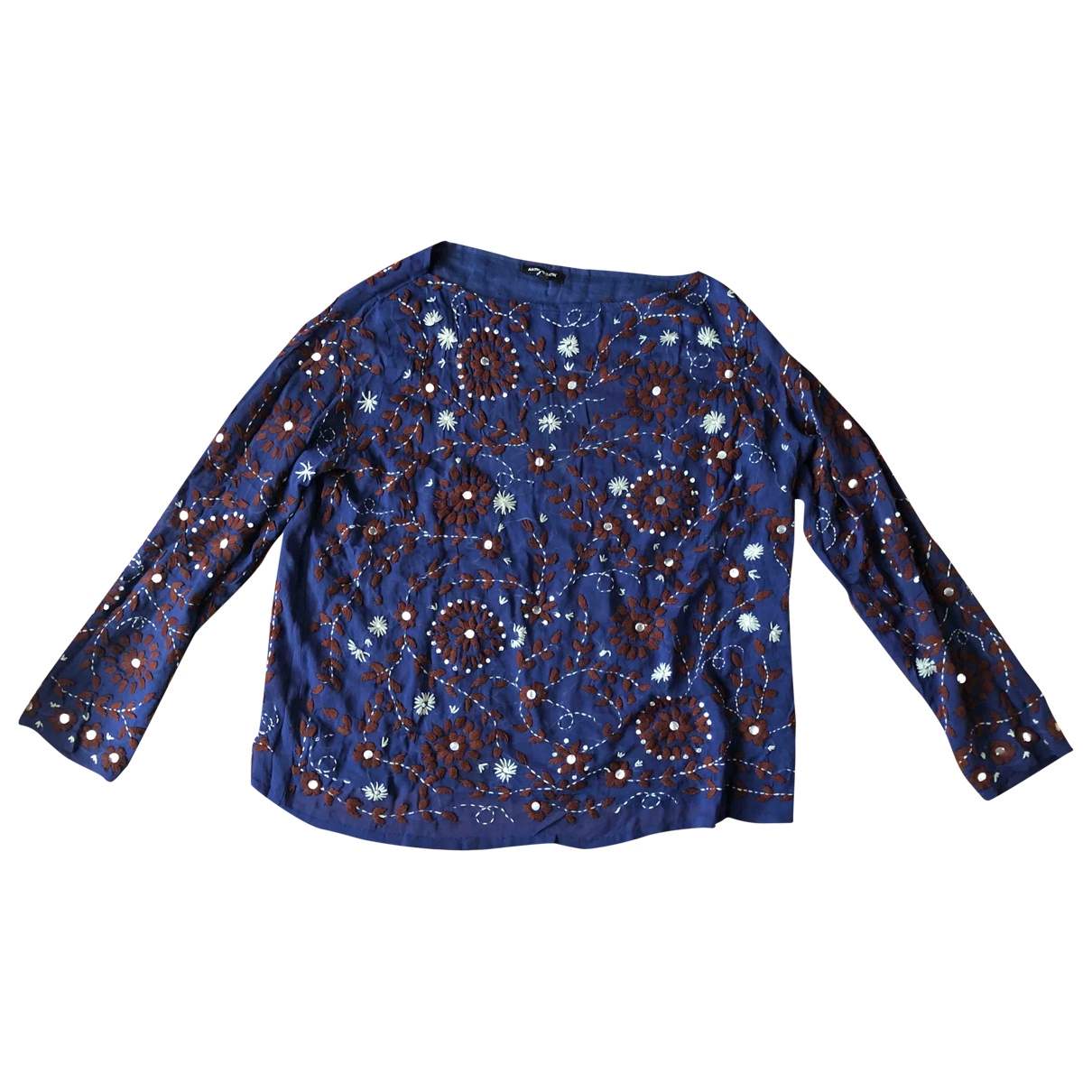 Antik Batik \N Blue  top for Women 44 FR