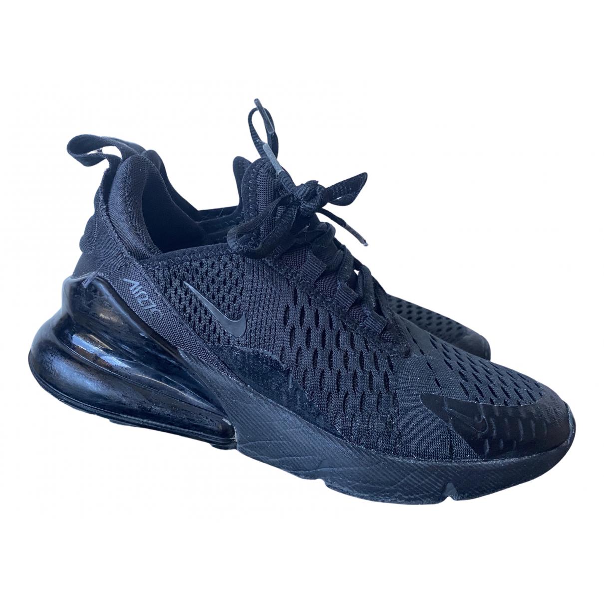 Nike - Baskets Air Max 270  pour enfant - noir
